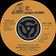 The Wreck of the Edmund Fitzgerald / The House You Live In (Single Version)