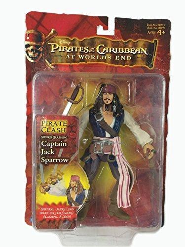 Captain Jack Sparrow Pirate Clash Sword Slashing 7