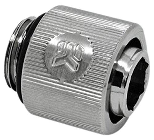 2 opinioni per EK Water Blocks EK-ACF Fitting 10/13mm Silver- hardware cooling accessories