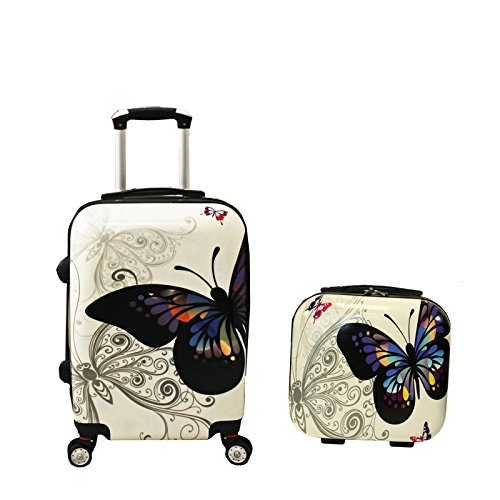 World Traveler 2 Piece Hardside Upright  - Hardside Upright Luggage Shopping Results