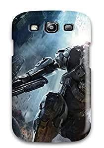 Durable Protector Case Cover With Attractive Halo Hot Design For Galaxy S3