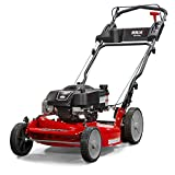 Snapper RP2185020 / 7800981 NINJA 190cc 3-N-1 Rear Wheel Drive Variable Speed Self-Propelled Lawn Mower with 21-Inch Deck and ReadyStart System, Ninja Mulching Blade and 7 Position Heigh-of-Cut