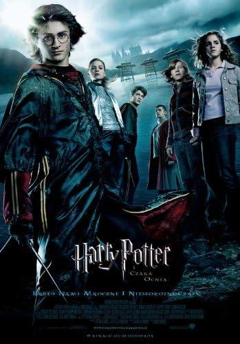 Amazon.com: Pop Culture Graphics Harry Potter and The Goblet of Fire Poster  Polish 27x40 Daniel Radcliffe Rupert Grint: Prints: Posters & Prints