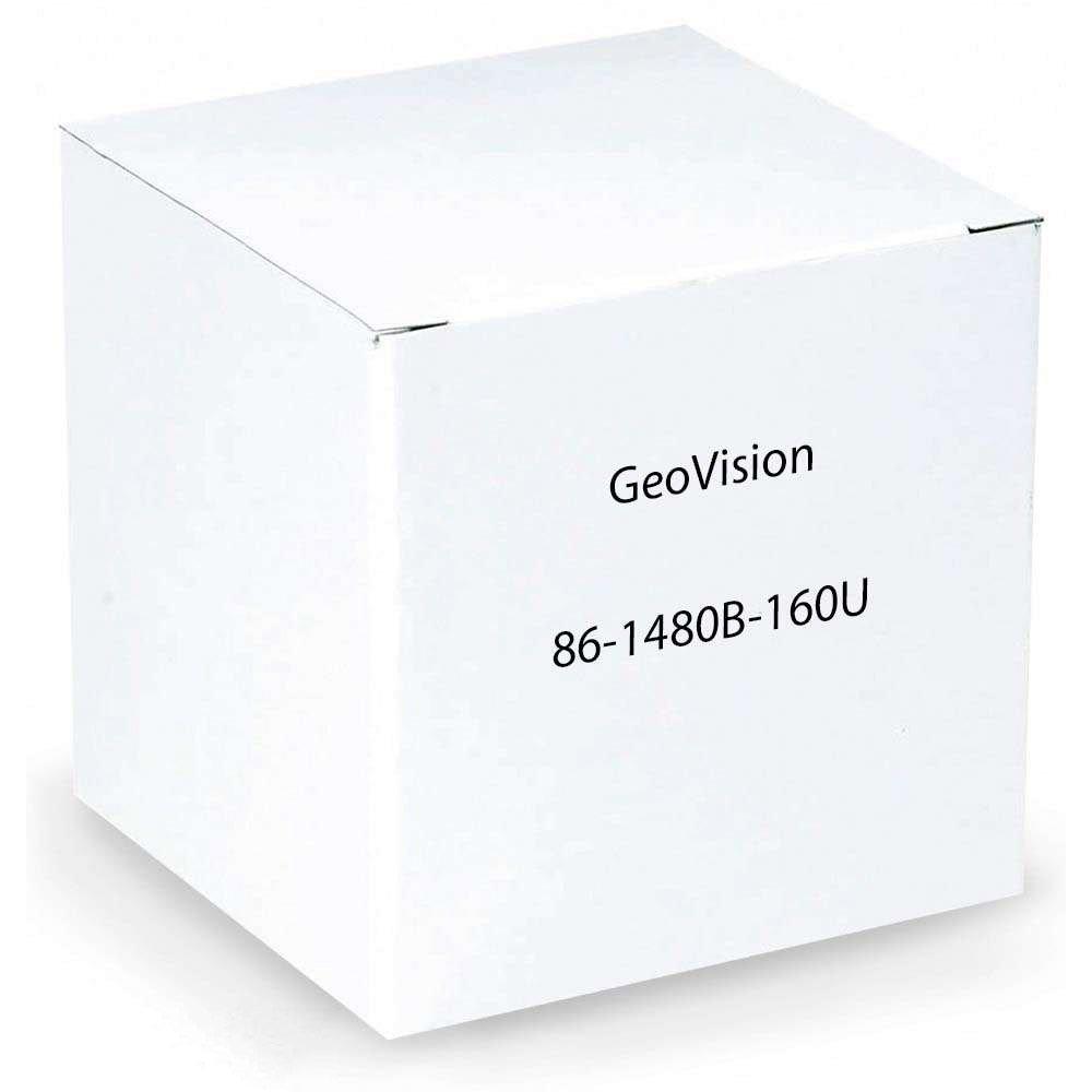86-1480B-160U Geovision Promo Pack Includes GV-1480-16-A-DVI DVR Card and 84-CB220-D01U IP Camera