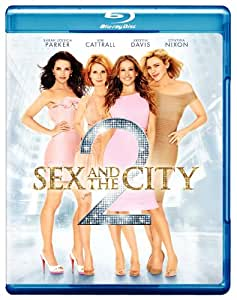 Sex and the City 2 [Blu-ray]