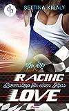 Boxenstopp für einen Kuss (Sports Romance, Liebe, Chick-Lit) (Die 'Racing Love' Reihe 2) (German Edition)