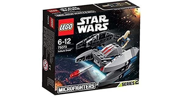 LEGO Star Wars Microfighters buitre Droid - 75073.: Amazon.es ...