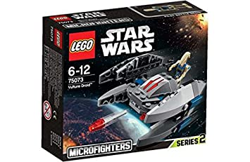 LEGO Star Wars Microfighters buitre Droid - 75073.: Amazon ...