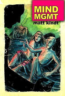 Read Online Mind Mgmt #10 pdf epub
