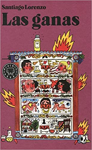 Las Ganas (BB): Amazon.es: Santiago Lorenzo, Ricardo Cavolo: Libros