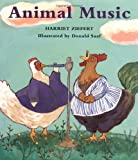 Animal Music, Harriet Ziefert, 0395952948