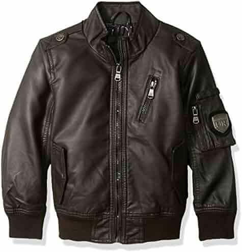 Urban Republic Boys' Aviator Jacket