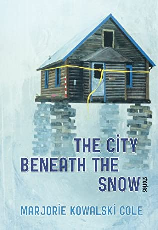 book cover of The City Beneath the Snow