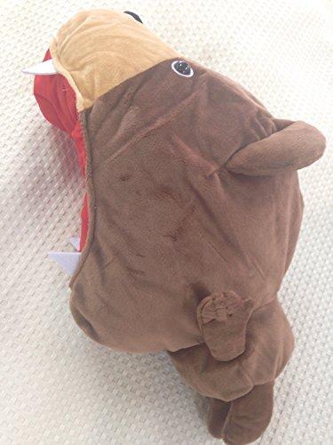 なりきり 変身着ぐるみキャップ★北海道限定クマ喰われ・帽子 変身コスプレ宴会パーティーの商品画像