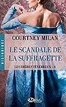 Les Frères Ténébreux, tome 4 : Le Scandale de la suffragette par Milan