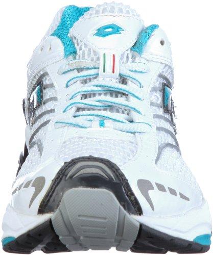 Zapatillas Lotto Iii turchese Para Correr Detroit weiß Blanco De Mujer bianco W Atqarxt