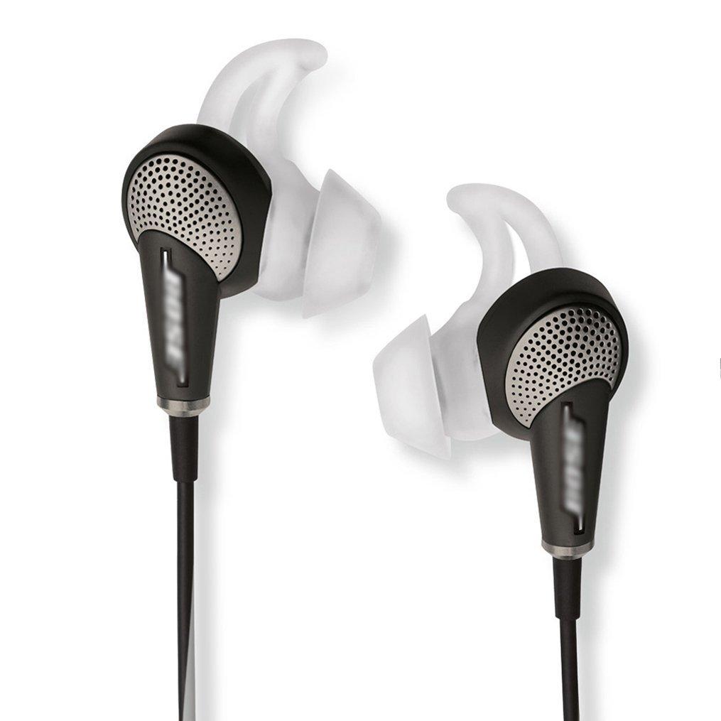 WEWOM 3 pares de ojales de silicona de recambio para auriculares in-ear BOSE QuietComfort 20 QuietComfort 20i QC20 QC20i en S-M- L: Amazon.es: Electrónica