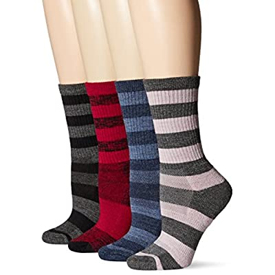 Cheap Kirkland Signature Womens Trail Sock (4-Pack) hot sale JABZhvIx
