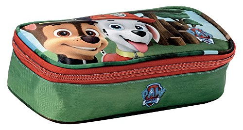 Coriex BIG FRIENDS PAW ovale Tasche Kinder-Sporttasche N95284 MC, 22 cm, Multicolor