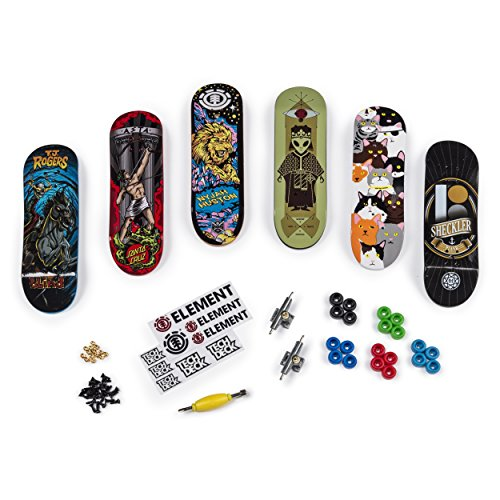 Tech Decks Boards (Tech Deck - Sk8shop Bonus Pack (styles vary))