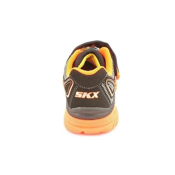 7608c1582ddc Skechers Triadz Sallow Youth Boys Black Mesh Sneakers Shoes 13.5 UK UK  13.5  Amazon.co.uk  Shoes   Bags