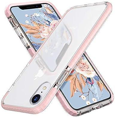 GAREGCE CUSTODIA IPHONE XR TPU Morbido Silicone Bumper Cover