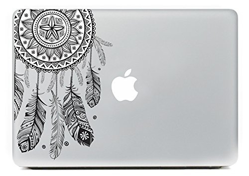 Last Innovation Dream Catcher Removable Vinyl Decal Sticker for Macbook 13