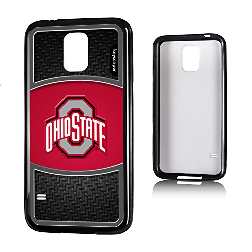 UPC 840816162659, Ohio State Buckeyes Galaxy S5 Bumper Case officially licensed by Ohio State University for the Apple Galaxy S5 by keyscaper® Flexible Full Coverage Low Profile