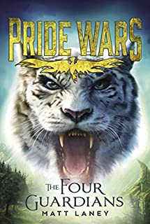 Book Cover: The Four Guardians