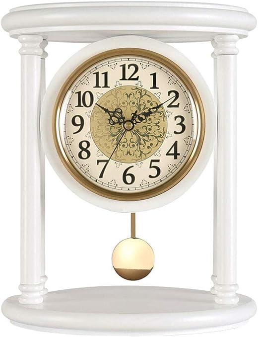 Reloj de mesa de escritorio, relojes de repisa Reloj de repisa de ...