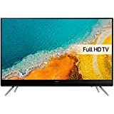 "Samsung UE40K5100AK 40"" Full HD Black LED TV - LED TVs (101.6 cm (40""), Full HD, 1920 x 1080 pixels, LED, PQI (Picture Quality Index), Flat)"