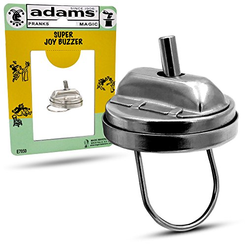 Adams Pranks and Magic - Super Joy Buzzer Gag Toy