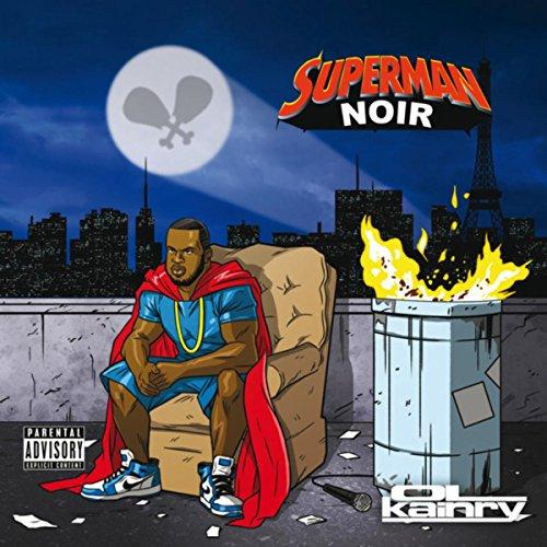 Ol Kainry-Superman Noir-FR-CD-FLAC-2016-Mrflac Download