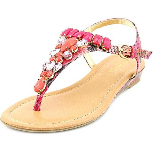 Thalia - Sandalias de vestir para mujer rosa multi pink