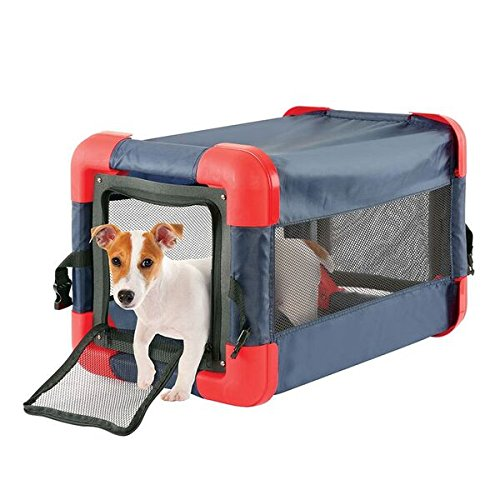 Travenpal Portable Pop up Cat Cage,Dog Kennel, Play Cube