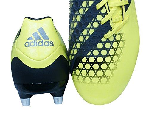 Adidas Predator Incurza Elite Sg Voetbalschoenen - Volwassen - Fel Geel / Kern Zwart / Nacht Metallic - Geel