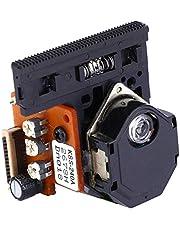 Lasereenheid, enkele kop Duurzaam Compact Praktisch Stabiele laserlensopname voor dvd-mechanisme Vervangende onderdelen voor optische lensvervanging