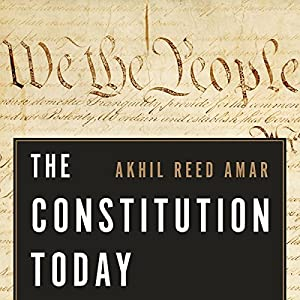 The Constitution Today Audiobook