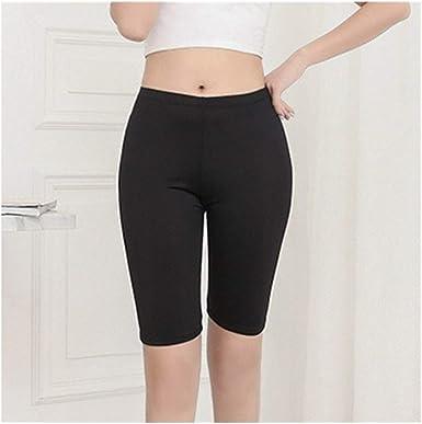 YUNGYE Calzoncillos de Mujer Pantalones Cortos de Seguridad Shorts ...