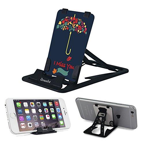 Amusent Ultra Kickstand Pocket size Foldable Multi angle Smartphones