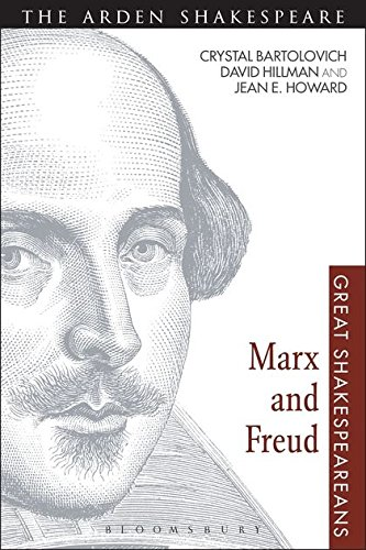 Books : Marx and Freud: Great Shakespeareans: Volume X
