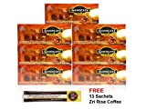 7 Boxes Gano Excel Ganocafé Mocha Coffee with FREE sample + Free Expedited Shipping By ConnieStore