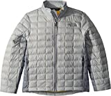 The North Face Boys Thermoball Full Zip Jacket - High Rise Grey - M