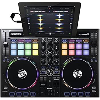 Reloop Beatpad-2 Cross Platform DJ Controller for iPad, Android and Mac