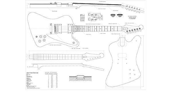 Set de 4 Gibson guitarra eléctrica Planes – ES-335, l5-ces ...