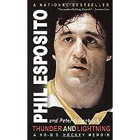 Thunder and Lightning: A No-B.S. Hockey Memoir