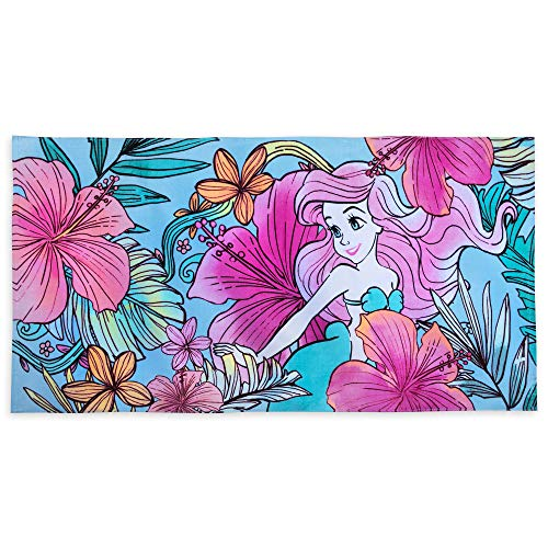 Beach Towel Disney - Disney Ariel Beach Towel - Multi