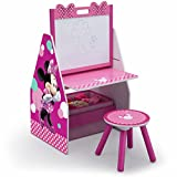 Best Delta Desk Toys - Delta Children Deluxe Kids Art Easel Desk Stool Review