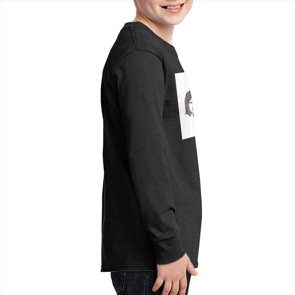 Queen Rock Band Boys Girls Long Sleeve Graphic Fashion T-Shirt