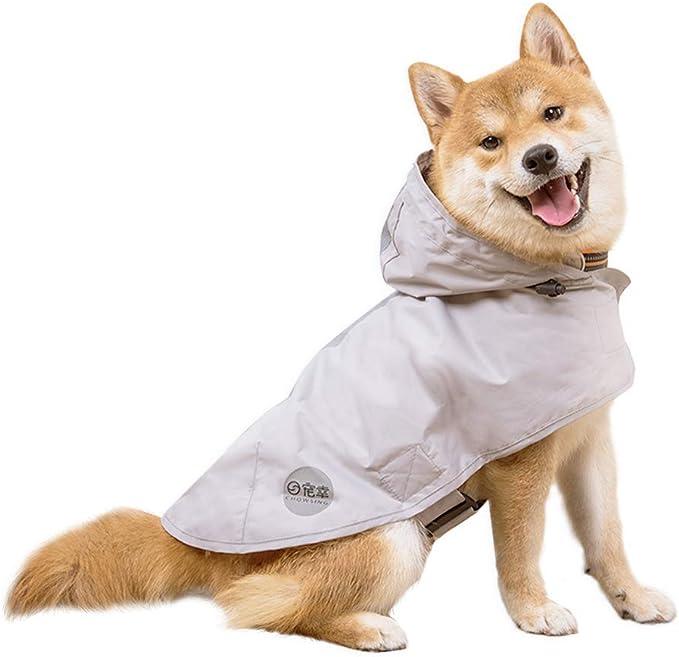Nourse CHOWSING Dog Raincoat Lightweight